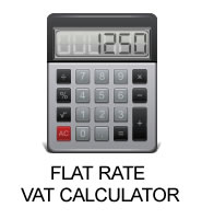Flat rate VAT calculator