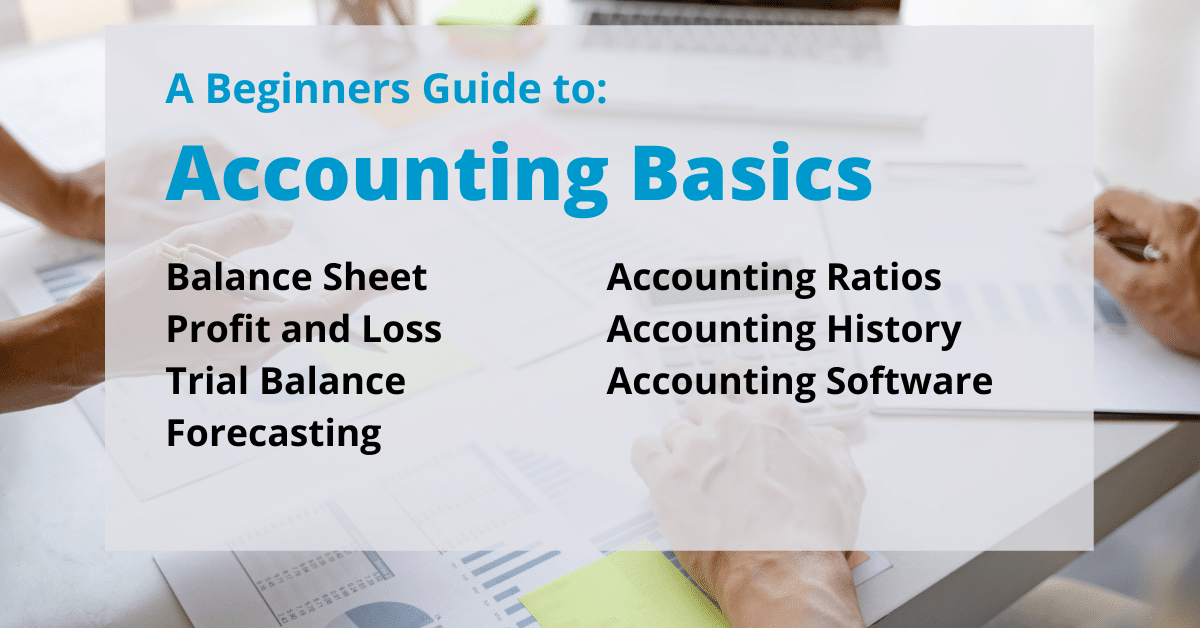 A Guide to Accounting Basics