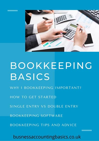 Bookkeeping Basics Tips and Advice