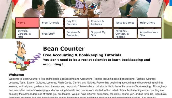 Bean Counter Course