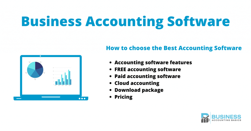 Business Accounting Software Options for Small Business