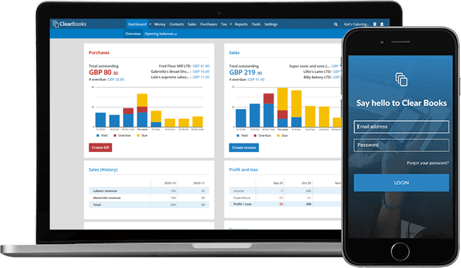 ClearBooks Accounting Software