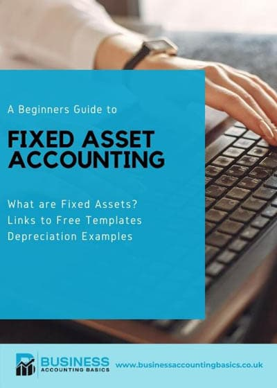 Guide to fixed asset accounting