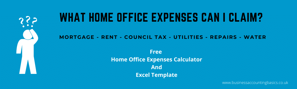 Use of home as an office - What can I claim