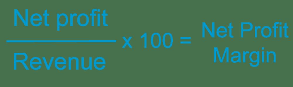 Net Profit Margin Formula