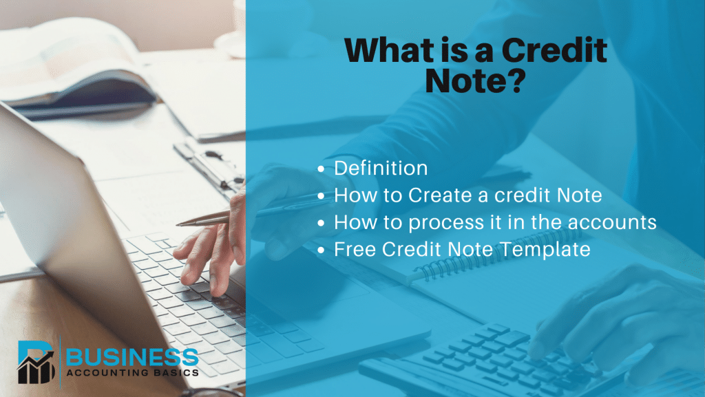 What is a Credit Note