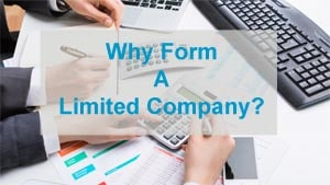 Why Form a Limited Company
